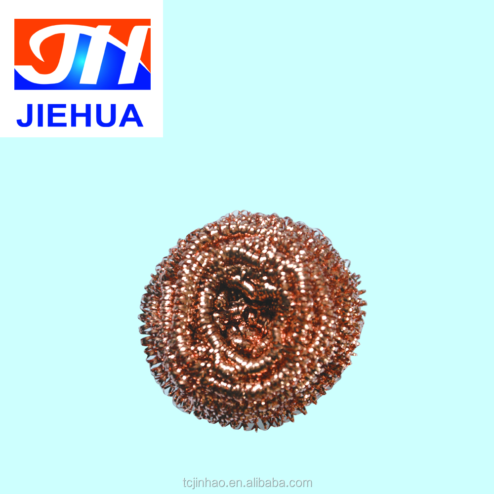 Copper Scourer for Kitchen Cleaning