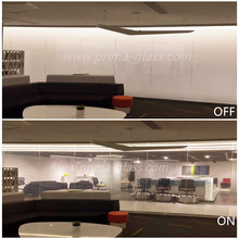Prima self adhesive smart pdlc foil for office partitions