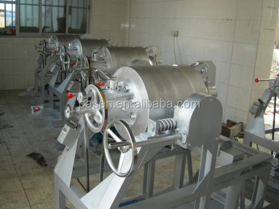 Stainless Steel Cereal Puffing Machine / Corn Puff Making Machines ...