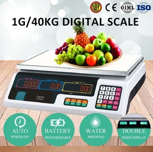 Electronic acs series acs 30kg price computing scale