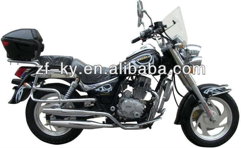 ZF250FB Cruiser motorcycle, Chopper 250cc /200cc /150cc engine
