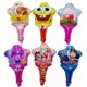 51CM*28.5CM Quincuncial Fun Hitting Sticks Cartoon Brown&Cony Trolls Frozen Mickey HelloKitty Foil Gift Shaped Balloons