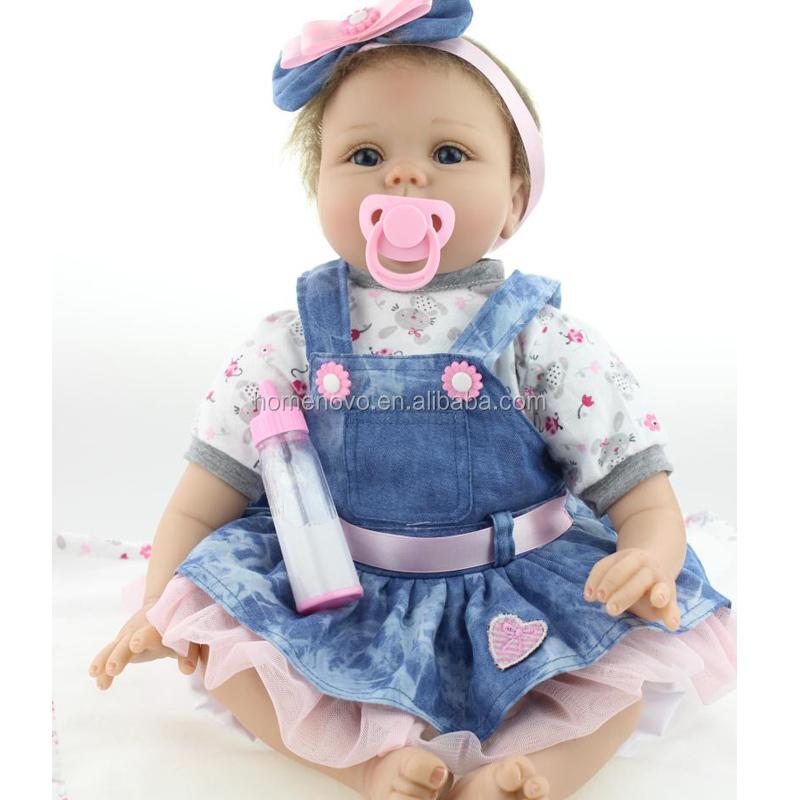 Купить куклу реборн в китае