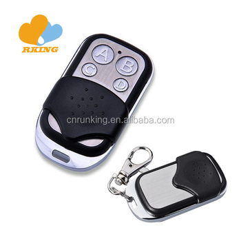 Universal Cloning Remote Control Key Fob for Car Garage Door Electric Gate