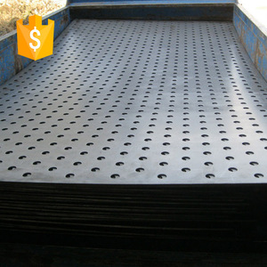High Quality Low carbon steel punched Wire Mesh /Perforated Metal Plate