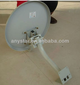 Ku Band 35/5cm Mini Satellite Antenna/Dish/Tv Antenna