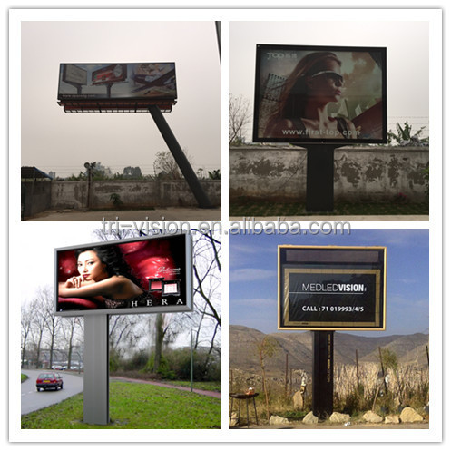 Ce Whosales Outdoor Advertising Scrolling Lightbox Made In China ...