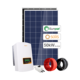 Sunpal On-Grid 30KW 40KW 50KW Solar Power Generator System For Commercial Use