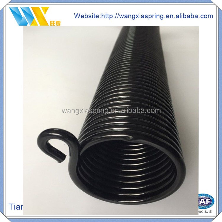 customized roll-up door extension spring,heavy duty garage door extension springs