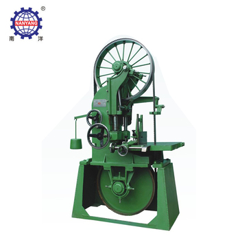 Simple Operation Wood Cutting Vertical Band Saw Machine