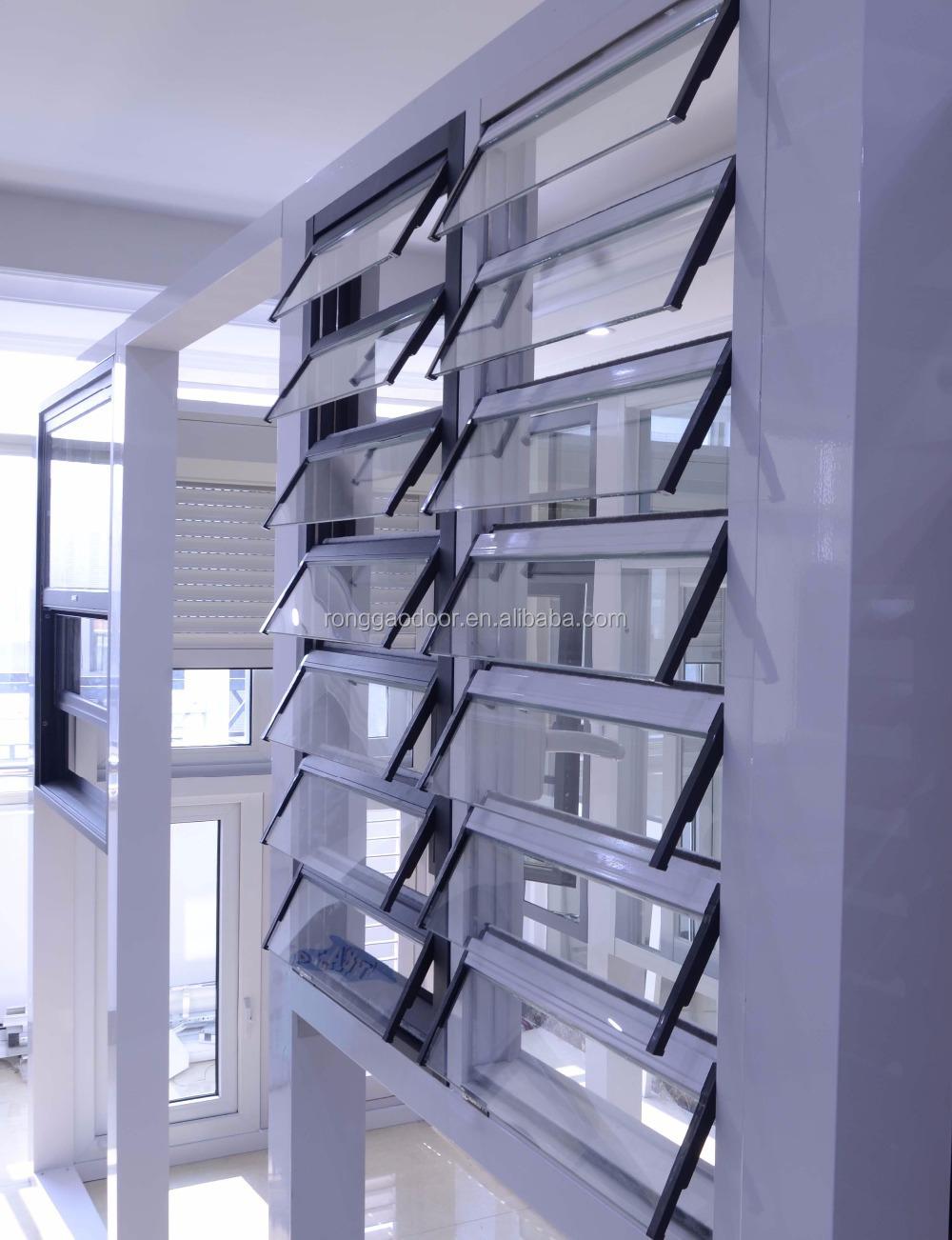 Ventana persiana de aluminio para ba o ventanas - Persiana de aluminio ...