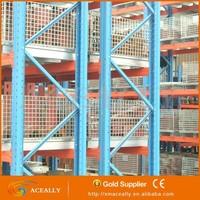 China DIY rack manufacturer steel pallet rack adjustable