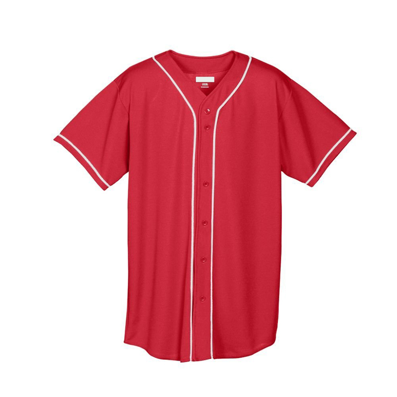Goedkope Custom Sublimatie Baseball Jersey, Custom Baseball Shirt