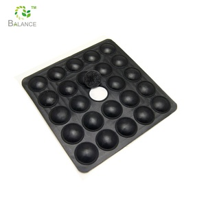 Self-adhesive foot pad rubber tape furniture feet silicon rubber sheet