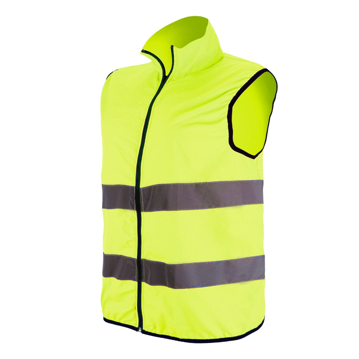 Safety Clothing Pvc Reflective Tape Safety Reflective Vest Highways Sanitation Reflective Mesh Vests Workplace Safety Supplies