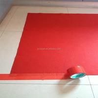 Commercial Office Carpet Plain Design Surface Carpet For Expo ...