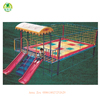 Cute cheap rectangle baby jumping with slides/trampolines sale/large trampolines for saleQX-B3406