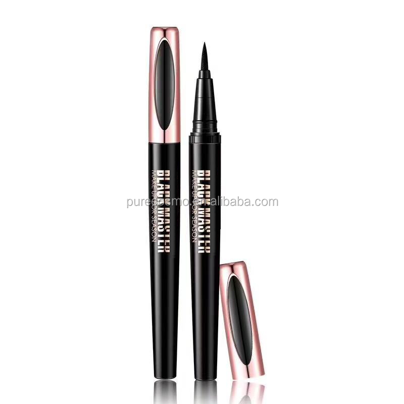 2018 high quality cosmetics eyeliner waterproof long lasting colorfast eyeliner