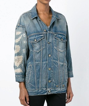 independent trading company denim jacket manufacturers