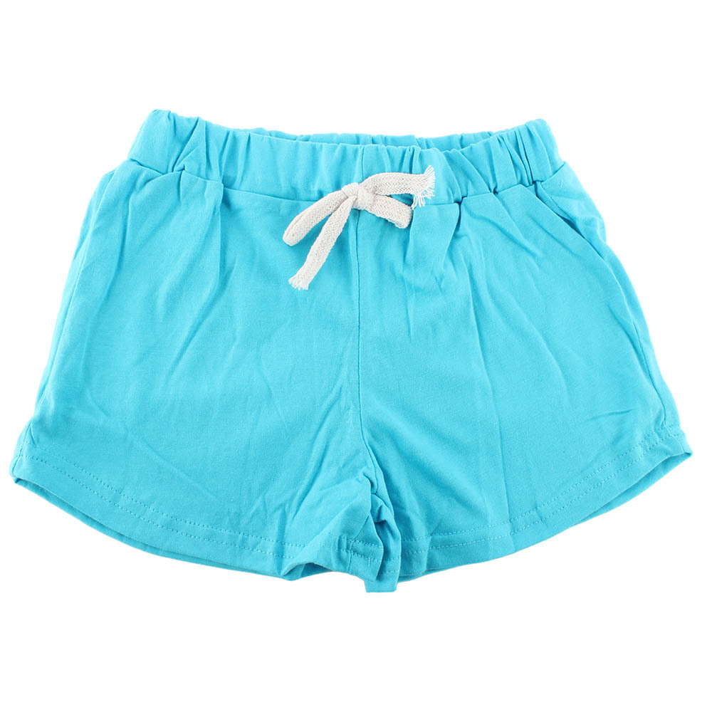 Baby Kid Girl Boy Cotton Sports Shorts Casual Summer Beach Hot Pants Shorts 2 7Y