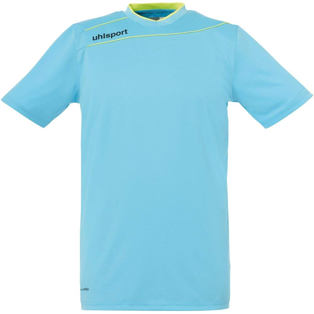 77a7ea1ad Get Quotations · Uhlsport Stream 3.0 Goalkeeper Short Sleeve Shirt
