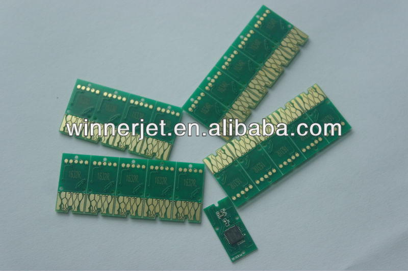 New Design Auto Reset chip for Epson WF2010 Reset Chips