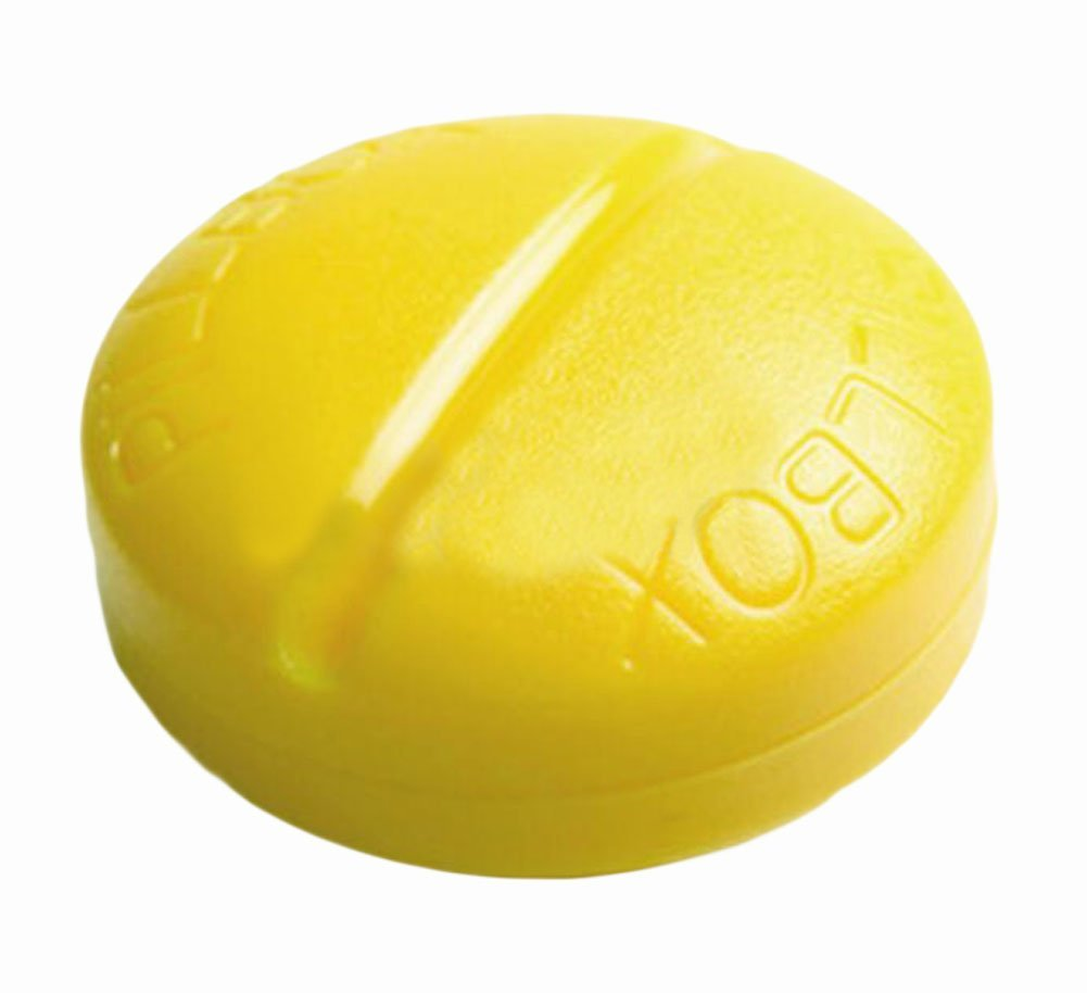 yellow ambien pill