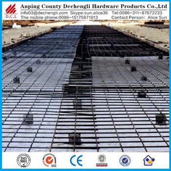 6x6 Welded Wire Mesh Reinforcement In Concrete Slabs - Buy 6x6 ...