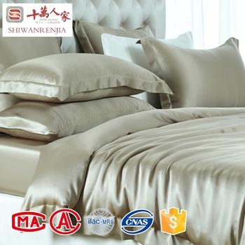 Luxus Glatte Bettwäsche Setzt Günstige Bettdecken Preise Seide