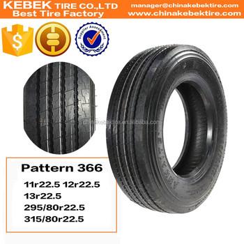 Radial Truck Tire 255/75r22.5 275/70r22.5