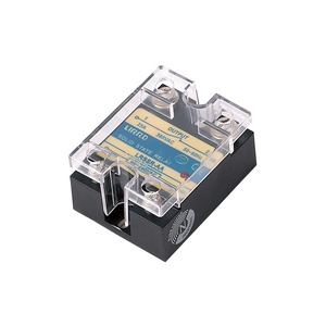 LIRRD Brand High Power Single Phase Auto Solid State Relay SSR
