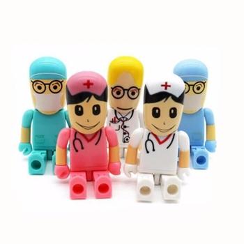 Hot Sale Doctors Usb Stick Nurses Memory Stick Lovely Pendrive ...