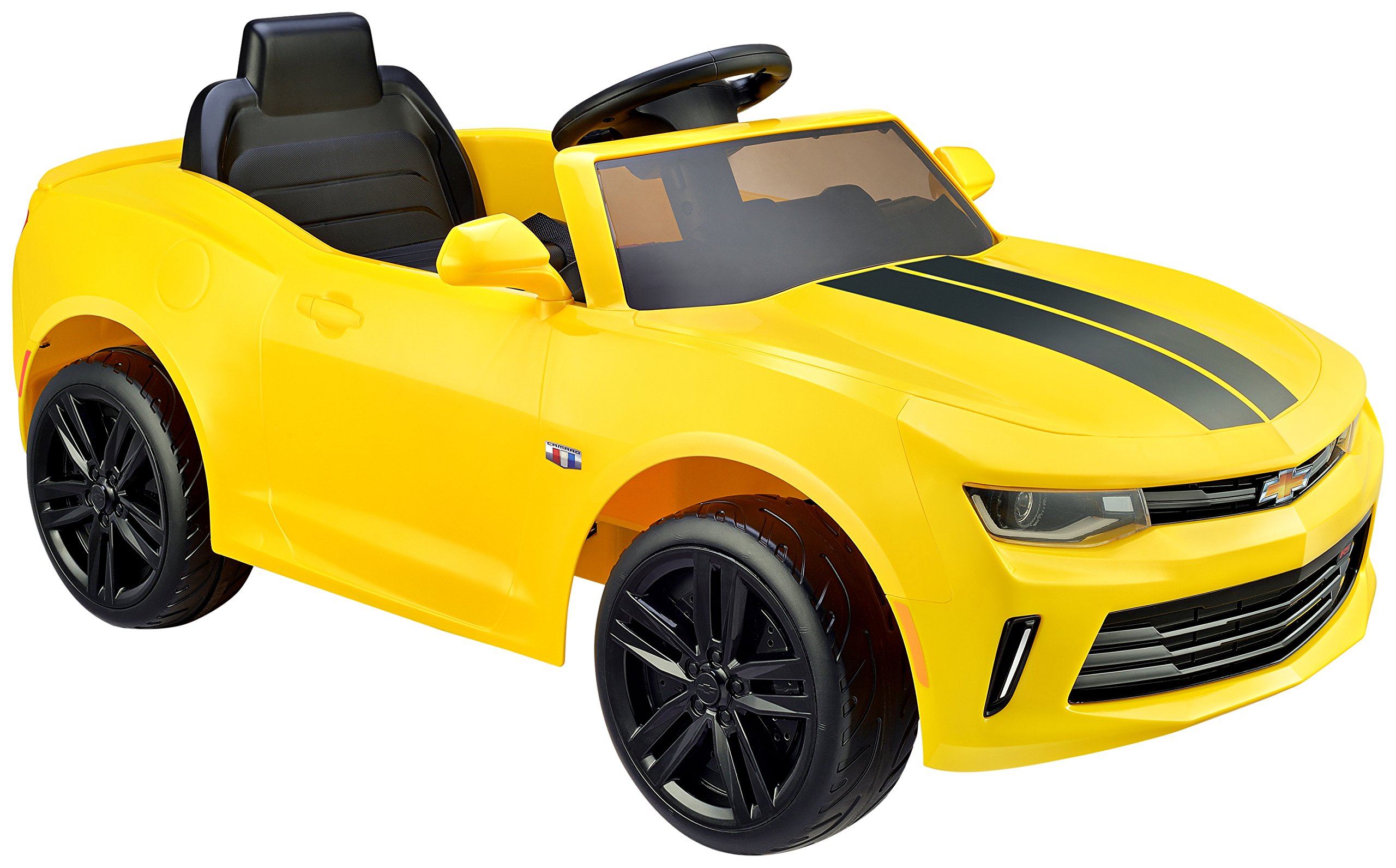 915167e5e1d Get Quotations · Kid Motorz 902 6V Racing Camaro Rs One Seater Ride On Toy