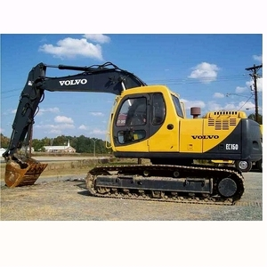 low price second hand china mini excavator for sale in Africa EC 240 BNLC