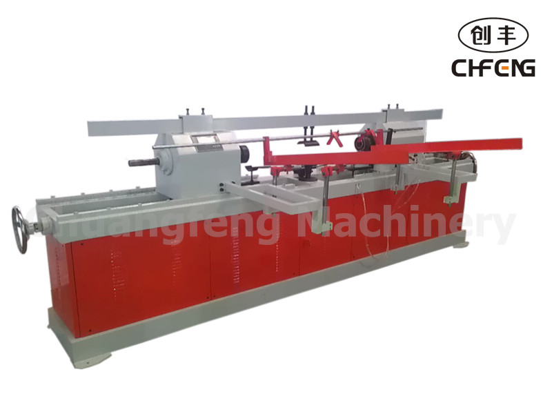 CFMB-100 Automatic Paper Tube Core Edges Grinding Machine