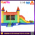2016 cheap hotsale inflatable combo jumping castle slide for party