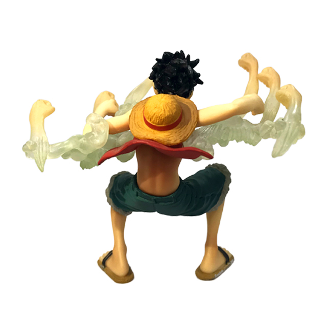 One Piece Luffy Red Cloth Figure King Of Art Koa The 20th Monkey .d.luffy Pvc Figure Toys Figurals Model Kids Dolls 25cm To Assure Years Of Trouble-Free Service Toys & Hobbies