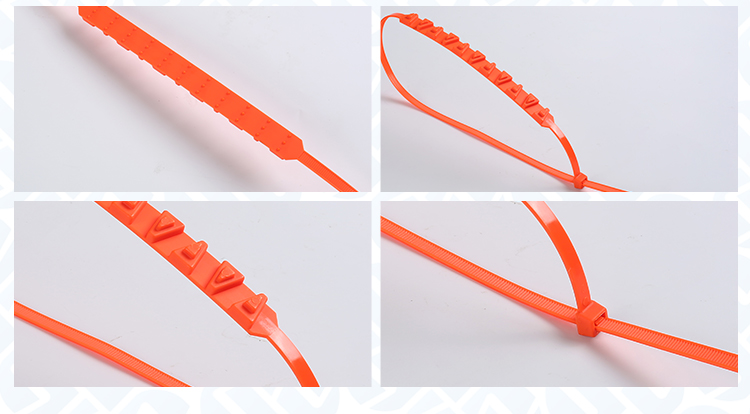 Top Quality Self-Locking Nylon Car Tire Anti-Slip Zip Tie Tire Traction