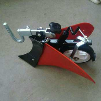 Factory Low Price Guaranteed Agriculture Tool Reversible Plough Mini Plow