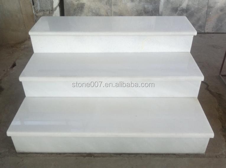 Quality Assurance White Marble Steps   Buy Indoor Steps,Granite Tiles And  Stairs,Granite Tile Stair Nosing Product On Alibaba.com