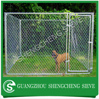 Cheap indoor wire mesh fencing chain link dog kennels