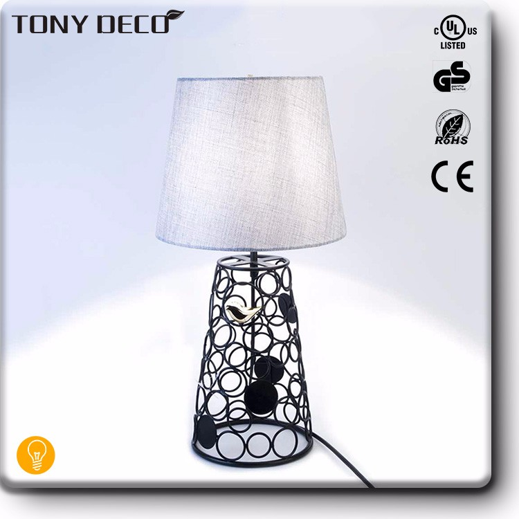 Turkish Electric Metal Writing Table Lamp With High Quality