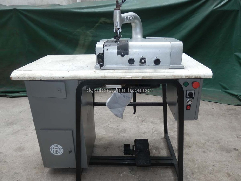 Atom Se20c Used Swing Arm Leather Cutting Machine For Sale