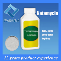 Natural Cheese Preservative Natamycin/Supplier White Powder Natamycin
