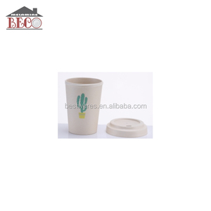 Reusable Organic Biodegradable Bamboo Cups And Coffee Cups