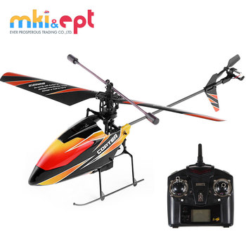 RTF 3.5 Channels Built-in Gyro Infrared Remote Control Helicopter For Beginners