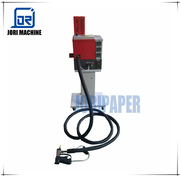 Hot melt glue adhesive application equipment