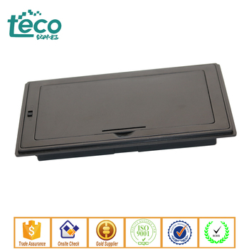 Tbh 2a 8g Ningbo Teco 8 Aa Panel Mounted Battery Holder With Cover
