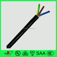 Customize electric wire sizes, vde cable h03vvh2-f, electric wire color code