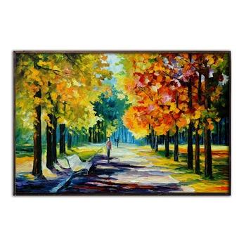 Facile Moderne Paysage Naturel Peinture Tenture Murale Buy